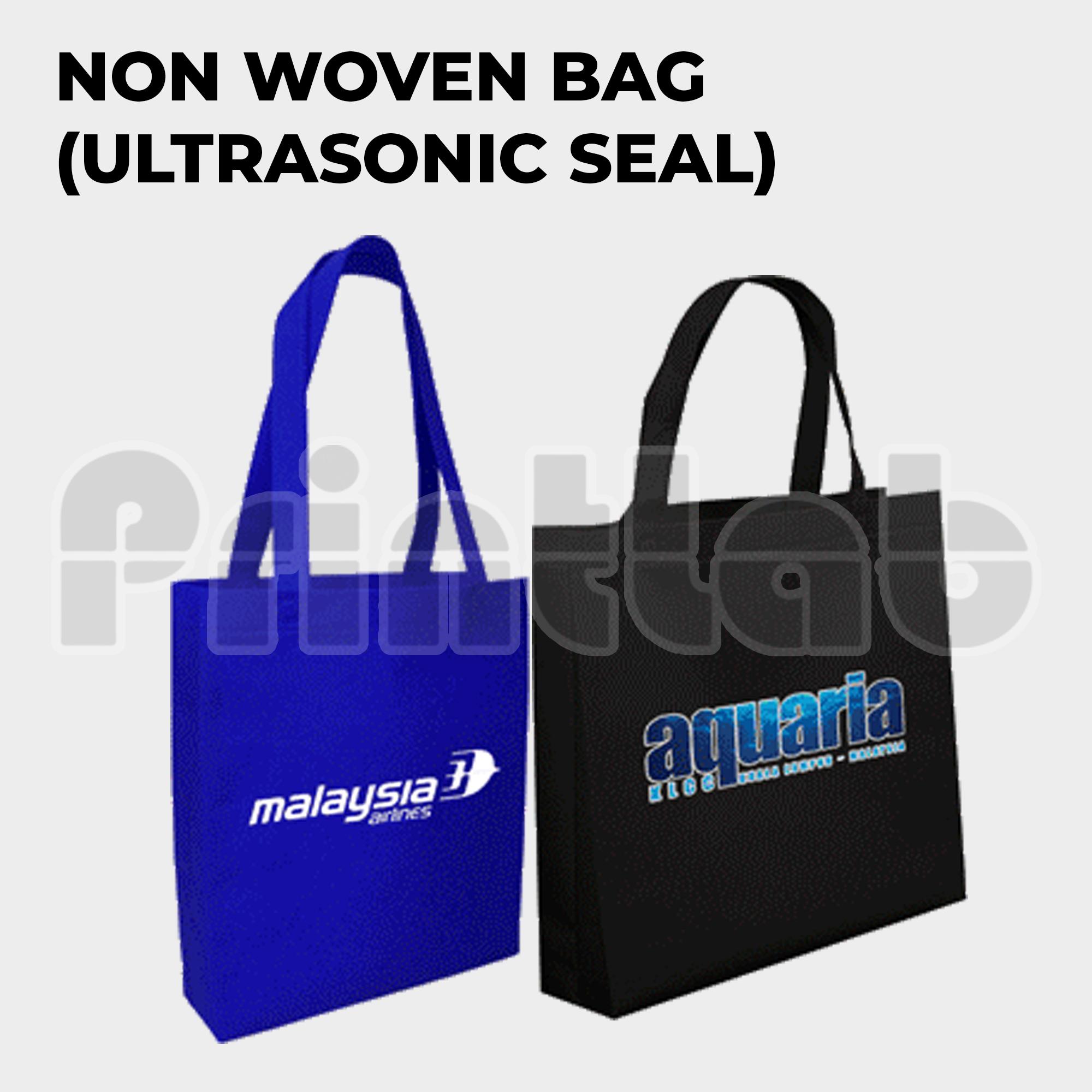 Non Woven Bag (Ultrasonic Seal)