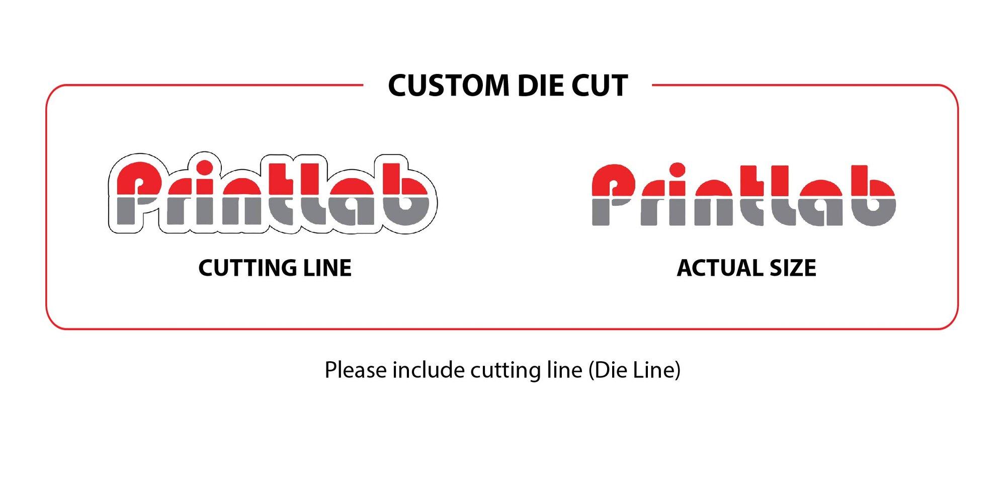 Custom Die Cut