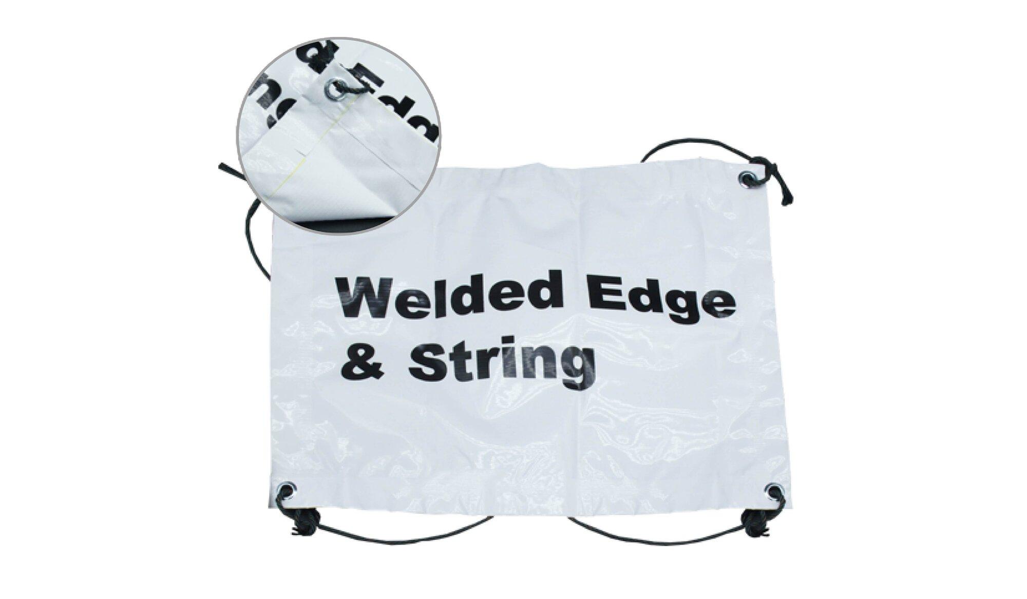 Welded Edge & String