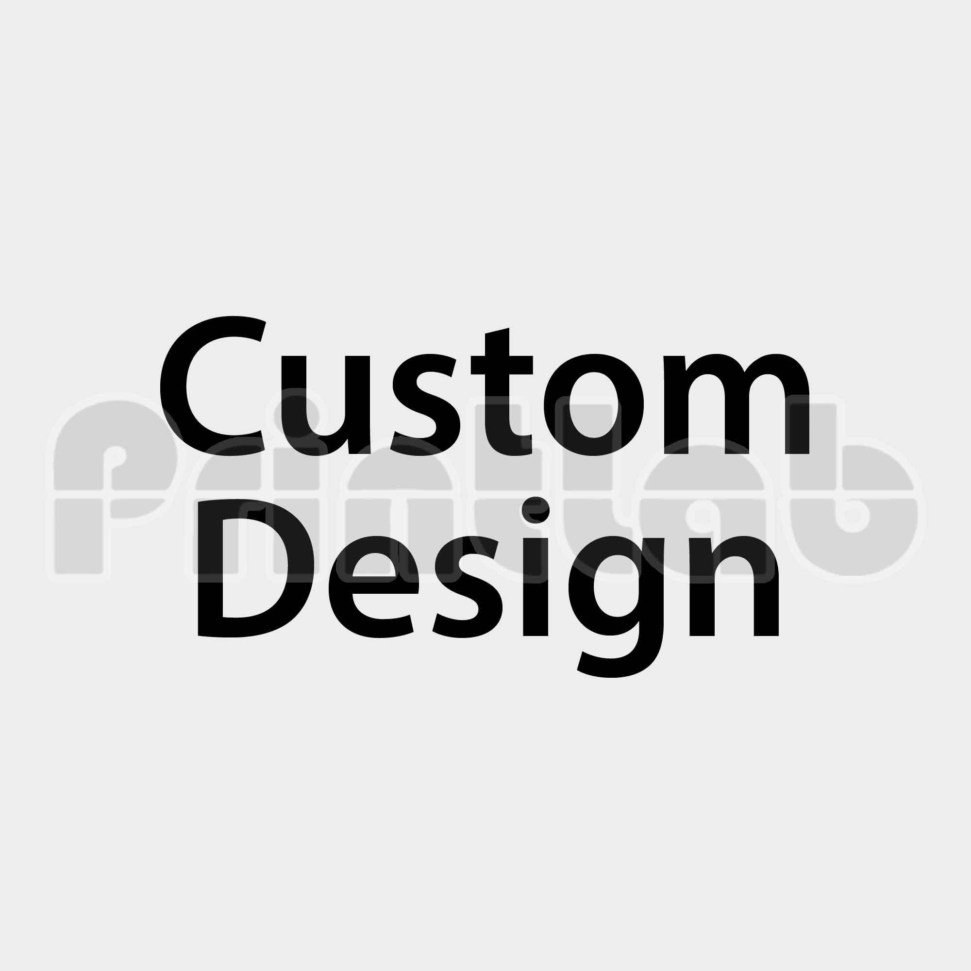 A5 (148mm x 210mm) - Custom Design